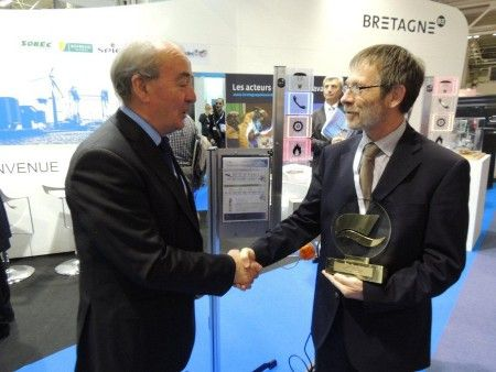 Trophée Innovation Euronaval 2012