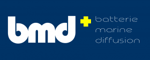 Logo bmd rectangle couleur