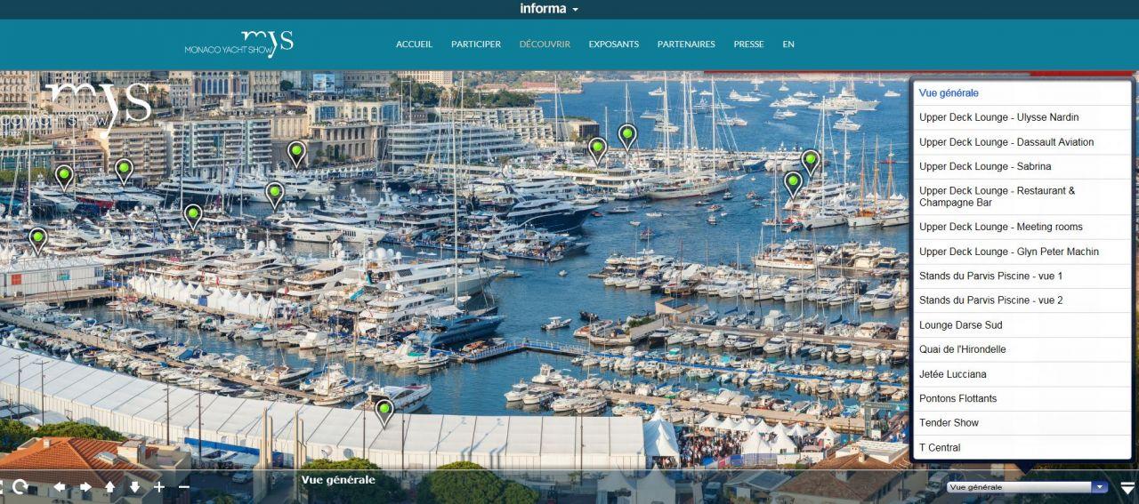 Monaco yacht show 27 me dition - Salon du yacht monaco ...